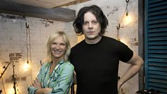 "Jack White: ""They seem to genuinely like what I'm listening to!"""