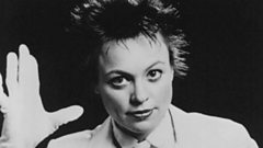 Laurie Anderson on the creative power of failure