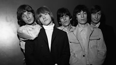 The Rolling Stones go Psychedelic