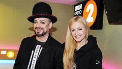 Boy George announces Culture Club's UK tour!