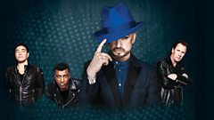 Boy George tells Clare Crane about Culture Club's upcoming tour and new album