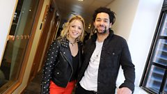 "Ben Earle from The Shires: ""Ed Sheeran told me he'd pre-ordered our album!"""