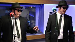 The Chicago Blues Brothers 'Shake Your Tail Feather'