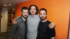 "Snow Patrol's Gary Lightbody: ""Paul McCartney showed us how to play bass!"""
