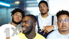 Studio 82 with Big Zuu, Eyez and Manga