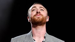 Sam Smith performs Pray at The Biggest Weekend