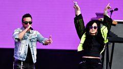 Demi Lovato & Luis Fonsi