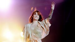 Florence Welch's new single is an ode to one of her favourite artists: Patti Smith