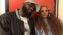 Ace tells his ERYKAH BADU interview story ...