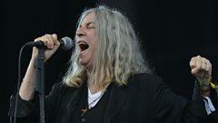 Patti Smith: 'I Like Action'