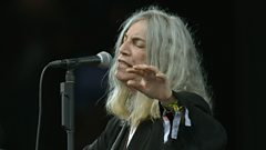 Patti Smith: 'I'm not really label orientated'