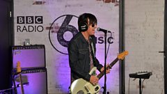 Johnny Marr and Lauren Laverne in Conversation