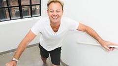 """I was busy at that time!"" - Jason Donovan plays his own board game from 1989"