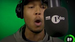 Merky Ace - Sounds of the Verse on BBC Radio 1Xtra