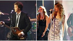 Will Paul McCartney be duetting with Taylor Swift on his new album?