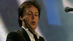 Will Paul McCartney listen to his daughters and play Glastonbury next year?