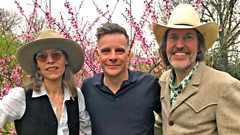 Gillian Welch and Dave Rawlings Interview Part 1