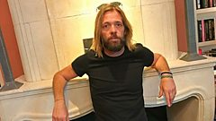 "Taylor Hawkins: ""His lyrics were thought-provoking, dark and mysterious"""