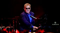 Sir Elton John: I'm always chuffed by someone covering my songs