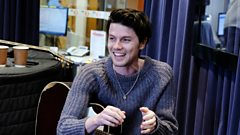 James Bay on BBC Music Introducing to supporting The Rolling Stones!