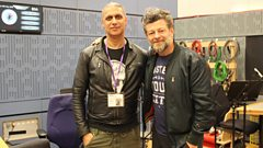 Andy Serkis chats to Nitin Sawhney about his Music Planet Mixtape