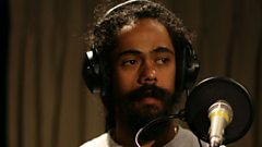 """It's the only surname I've ever had!"" - Damian Marley on the pressure of his family name"