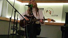 In studio: Sarah Darling - Angel Wings (acoustic)