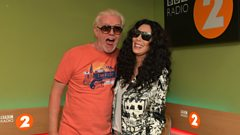 Oops! What secret has Cher let slip to Chris on air about a new album of ABBA songs?!
