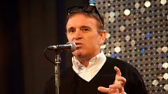 Chris Difford's solo shows are more like stand up