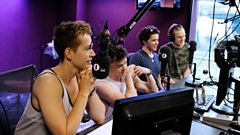 The Vamps relive their weirdest interviews!