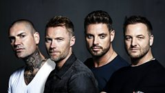 Ronan reveals how Ed Sheeran helped Boyzone with their final ever album!