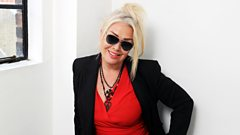 How did an alien sighting inspire Kim Wilde's latest work?