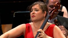 Encore! Sarabande  from  Suite  No.4  in  E-flat  major, BWV 1010