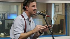 Jake Shears in session: I Don't Feel Like Dancing