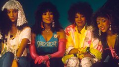 Sister Sledge chat to Clare Crane about the upcoming film of their lives