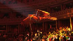 The Firebird flies into the Albert Hall