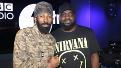 """""""Not even in the deep woods of the country do people speak like that"""" Spragga Benz talks about dodgy Jamaican accents on TV"""