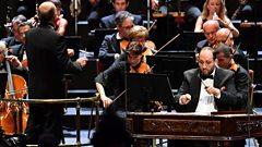 BBC Proms - Franz Liszt: Hungarian Rhapsody No. 1 in C sharp minor (Prom 55)