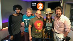 Morcheeba Live Session