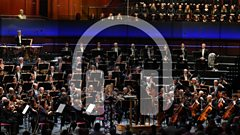 Headphone mix of Mahler's 3rd Symphony