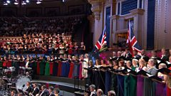 Roxanna Panufnik: Songs of Darkness, Dreams of Light - Extract (Last Night of the Proms)