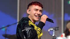 Your Song: Olly Alexander reveals his favourite track