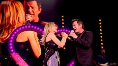 Kylie Minogue and Rick Astley - I Should Be So Lucky / Never Gonna Give You Up (Radio 2 Live in Hyde Park 2018)