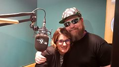 John Grant chats to Nemone about his new album 'Love Is Magic' as they go 'Back 2 Back'