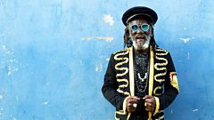Electric Dread - Winston McAnuff on the tunes that shaped him