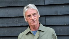 How did Paul Weller start his new album?