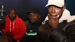 'The Intent 2 – The Come Up' cast members Ghetts, Nicky 'Slimting' Walker and Femi Oyeniran talk about the urban crime drama