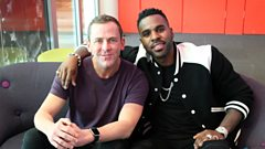 """Dope!"" - Jason Derulo rates the UK Chart competition"