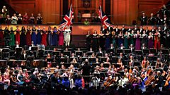 Parry's Jerusalem at the Proms