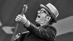 Elvis Costello on his collaboration with Carole King